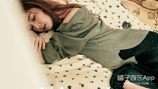 Fashion女皇郑秀妍演绎时尚画报,融融暖意变身秋日女神