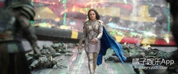 《雷神3》女武神瓦尔基里太帅气了!漫威里又一个攻气十足的女神!