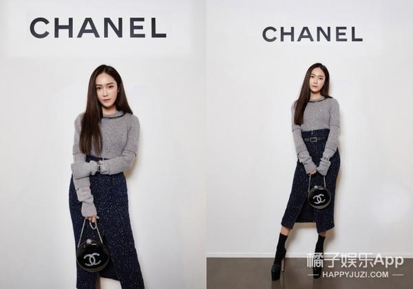 高颜值姐妹花—郑秀妍郑秀晶共同亮相某品牌活动,镜头画面超级美好