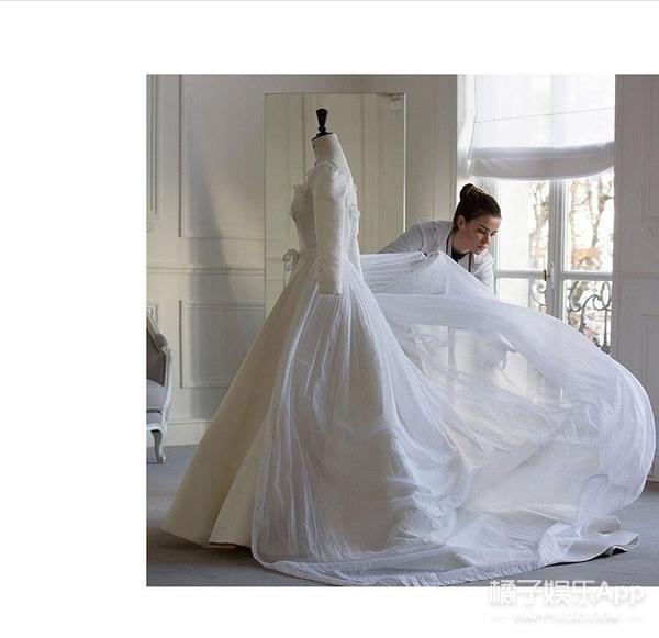 双宋婚礼服装饰品全曝光,原来还有这样的寓意!?