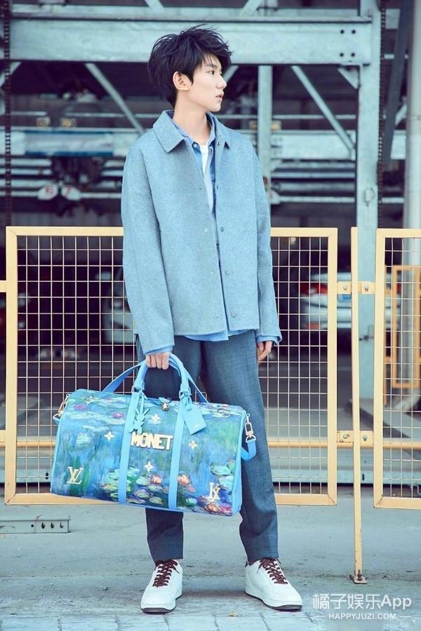 睡莲?古罗马?Louis Vuitton携手Jeff Koons续写大师系列第二篇章!