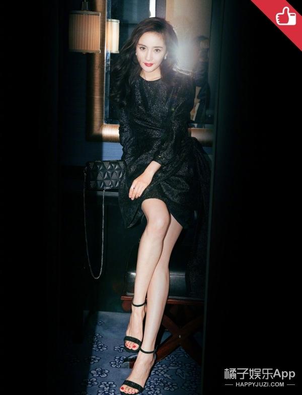 本周舒淇、杨幂、赵丽颖齐齐酷黑上线,神秘优雅惹人眼,你更看好谁?
