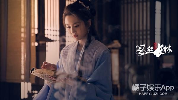 新老鲜肉大集结,《琅琊榜2》黄晓明、刘昊然兄弟cp很带感!