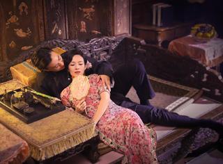 章子怡终于圆梦,搭档周一围再现《胭脂扣》