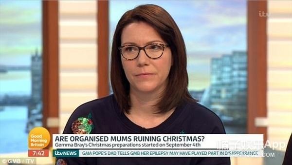 这个老妈从9月开始为圣诞准备,然后被diss了
