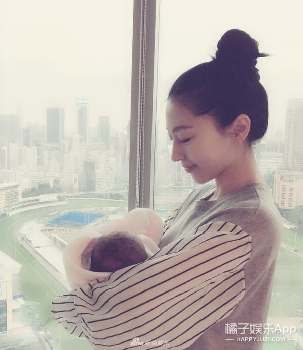 恭喜!樊少皇老婆香港产女!