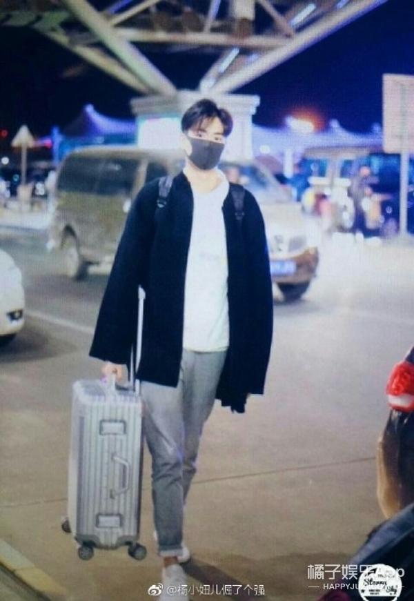 被胡一天的机场釜山行吓到...瞬间爆火的小生到底能红多久
