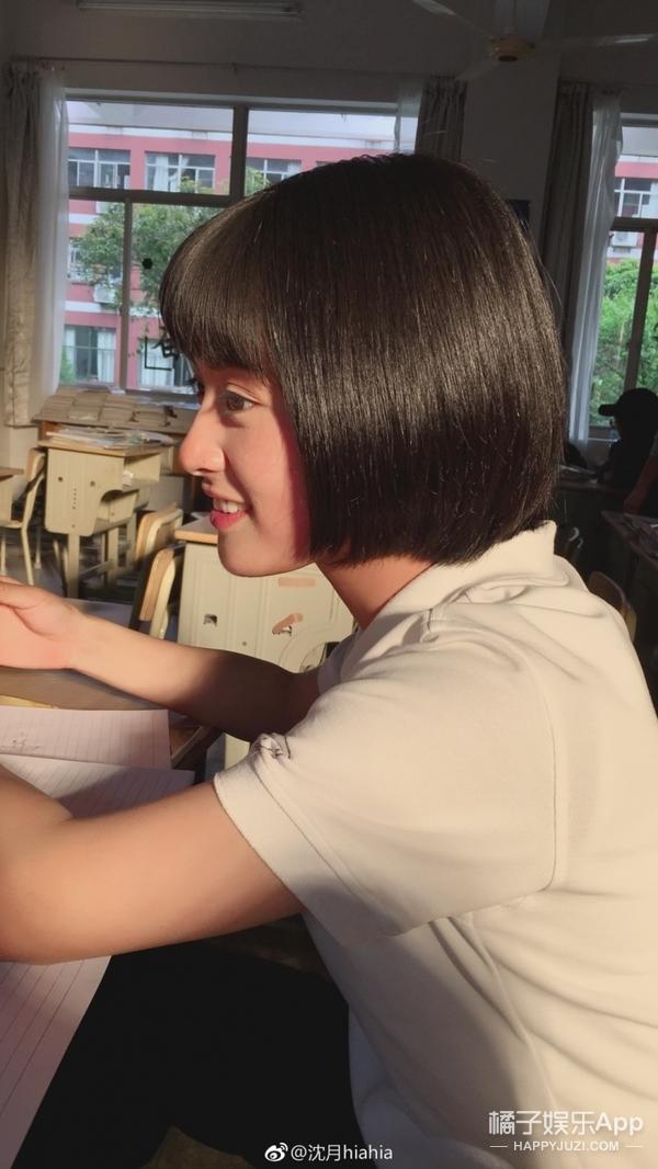 看了沈月微博小号才发现,她简直本色出演陈小希啊