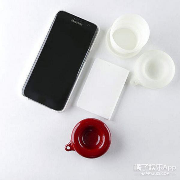 手机壳也能泡咖啡,一键咖啡只需8秒!