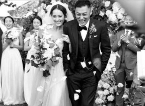 余文乐结婚啦!恭喜!
