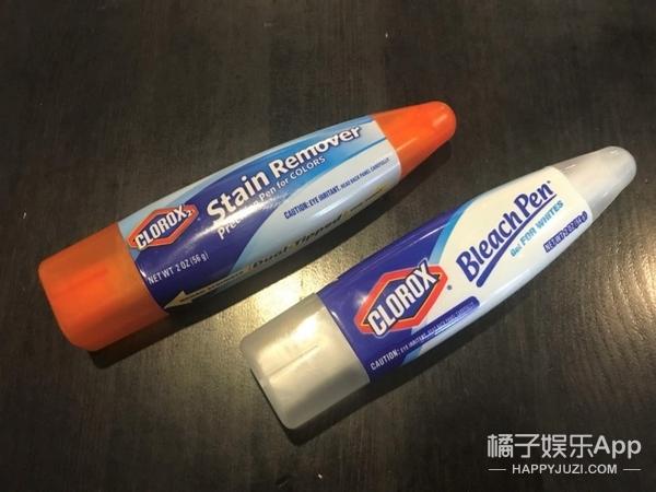 吃火锅的终极克星大油点,应急处理橘子有超强去渍笔!