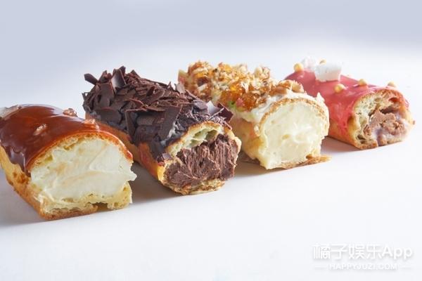 最时尚的巴黎甜品,却把对奶油的爱深藏心底