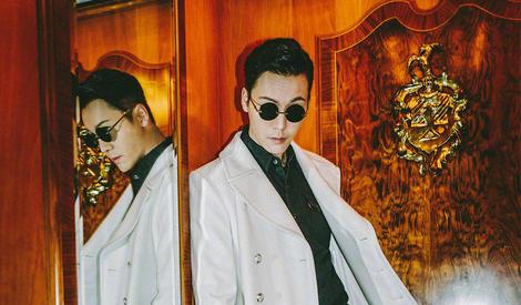 陈伟霆帅到国外去了,请不要再散发魅力了