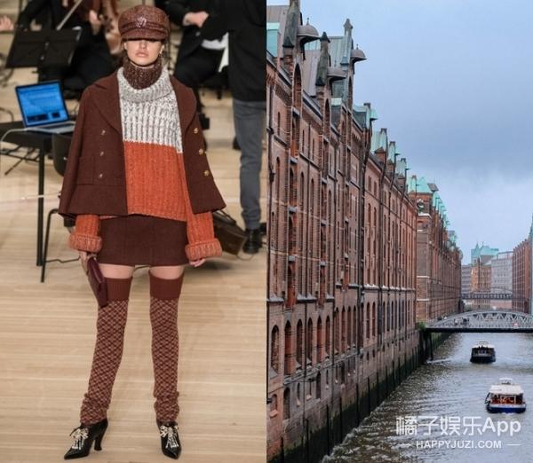 Chanel 2018秋冬手工坊系列—城市与高级时装结合