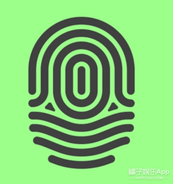 你右手拇指的指纹是什么样的了?从指纹看个性
