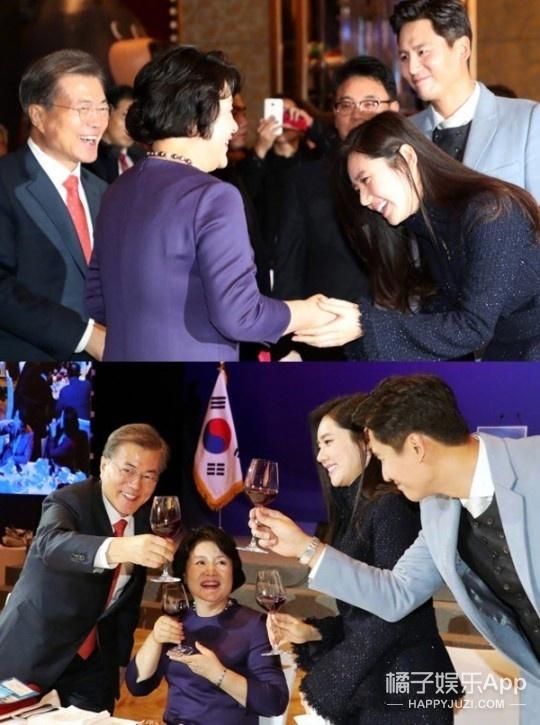exo小分队来京、宋慧乔参加国宾晚宴,这是破冰的节奏?