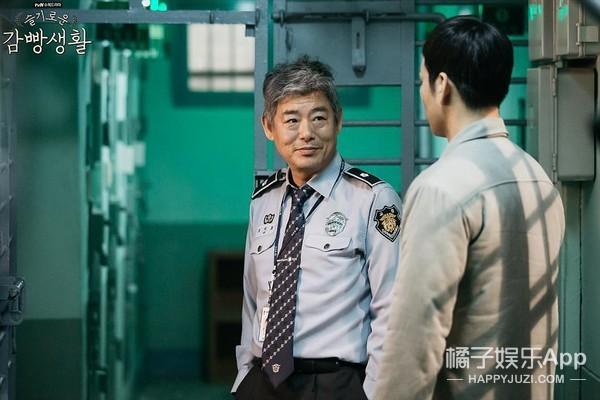 每集都有反转,《监狱生活》丁海寅饰演恶魔柳大尉篇好带感!