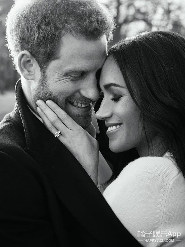 哈里王子订婚照曝光啦!这位摄影师居然还给刘雯胡歌拍过照