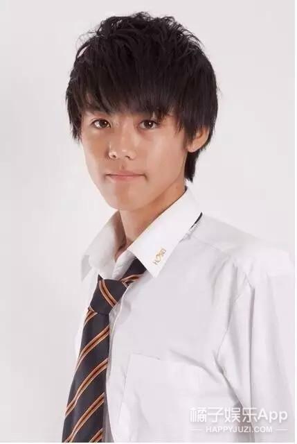 日本票选最帅高中生,第一名长这样