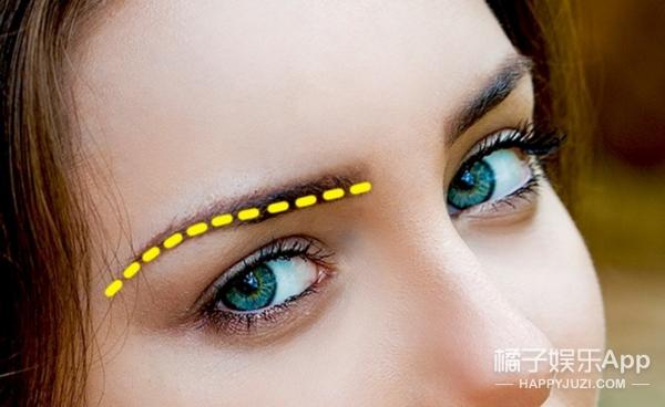 从眉形看性格,你的眉毛比你更了解你自己了!
