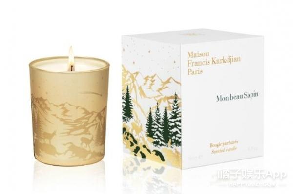 今年圣诞节的自留礼物就是限量香水了!