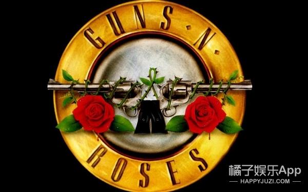 枪花主唱Axl Rose,集美貌才华、古怪于一身的奇男子