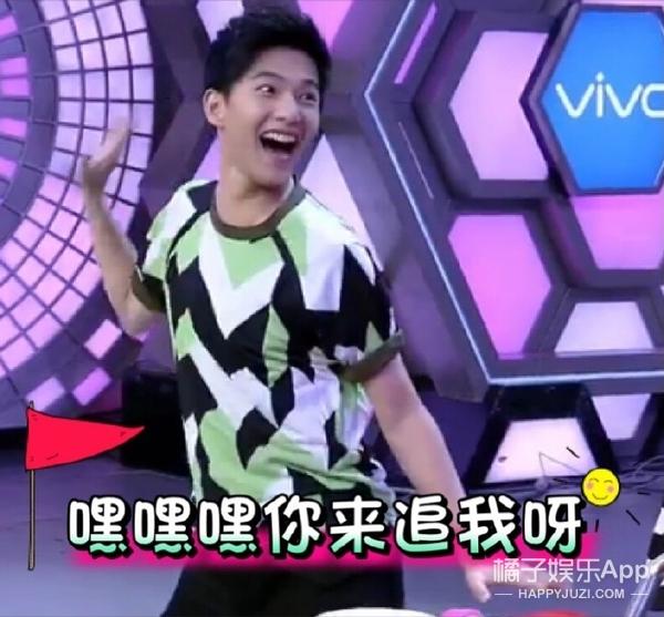 看潘粤明跑步,我能笑一天哈哈哈哈哈
