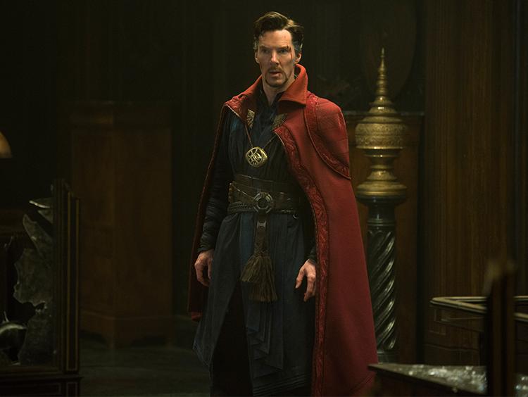 奇异博士竟然拿是碧昂斯的迷弟?