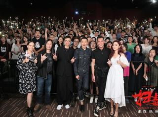 """劉德華古天樂攜""""掃毒天團"""",《掃毒2》4億票房領跑暑期"""
