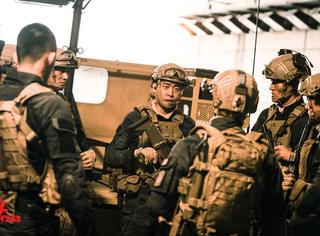 《红海行动》今日公映,最猛军事片打造不一样的春节!