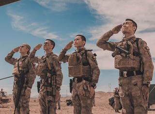 《红海行动》开启国产主旋律电影2.0时代