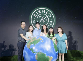 Kiehl's科颜氏Made Better绿色星球计划!