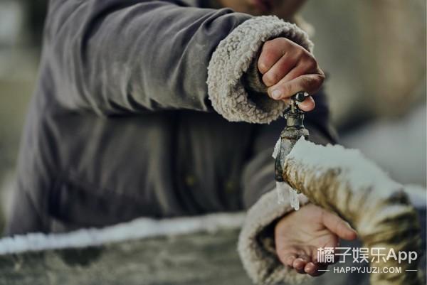 高圆圆20s冰水洗手挑战,流感季助力山区儿童健康