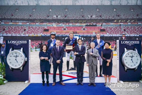 2018浪琴表北京国际马术大师赛盛装上演 彭于晏领衔璀璨