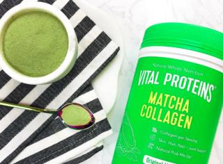 「Vital Proteins」为您献上冬日抹茶甜蜜食谱