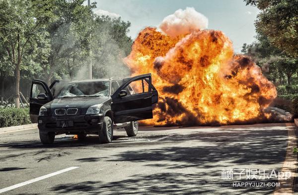 枪火动作网络电影《人盾》登陆优酷 神秘特卫的荧幕首秀