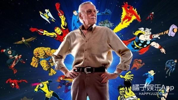 他是漫威宇宙里最厉害的超级英雄