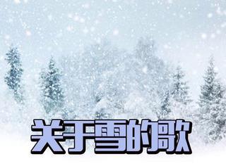 关于雪的歌