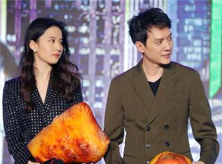《二代妖精》首映禮:劉亦菲說自己演的其實是個哈士奇