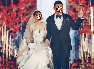 他竟然悄悄办了婚礼...陈伟霆也去了?
