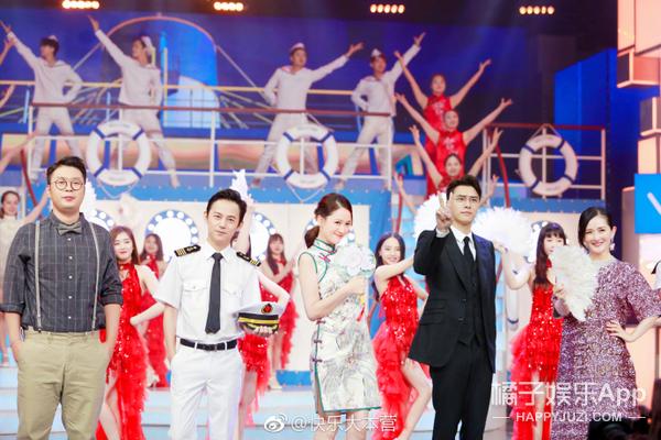 NPC亮相《奔跑吧》、《101》总决赛、蔡徐坤登《天天》