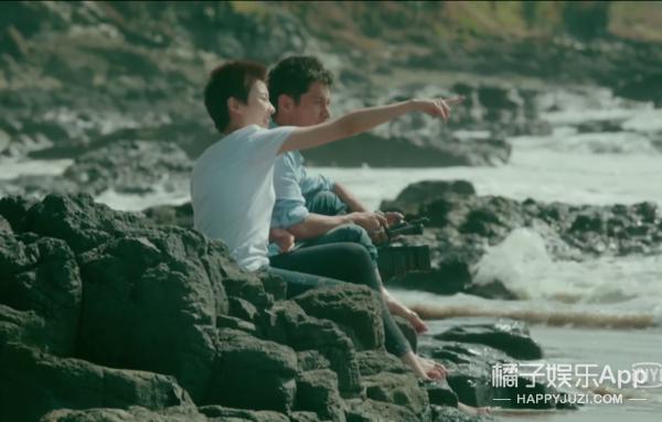 画面确定不是旅游宣传片吗?钟汉良江疏影的新剧好治愈啊!