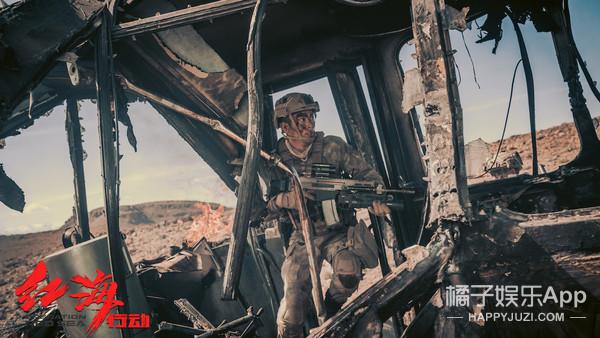《红海行动》展现中国军人之担当 最强军事动作片火爆全国!