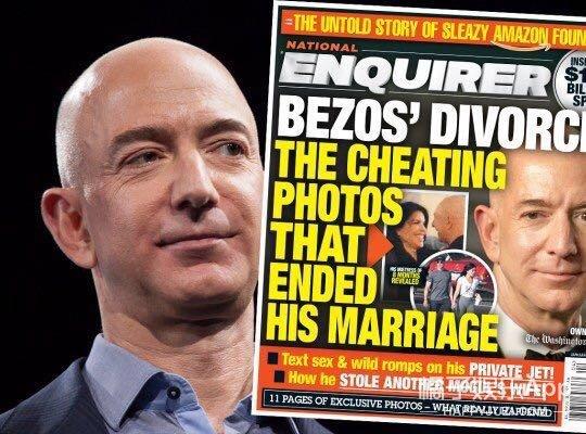 他这一离婚,世界首富和世界女首富都要换人了...
