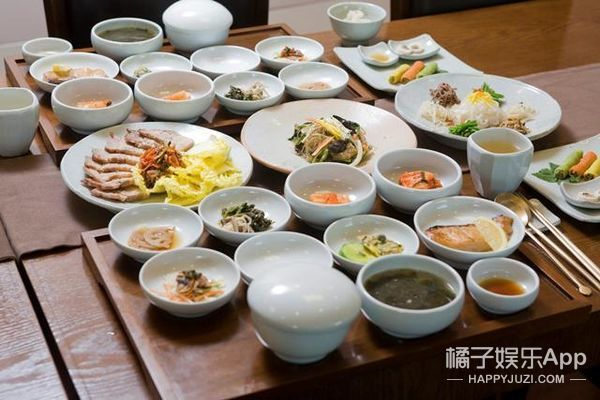 韩国不只有你的爱豆,还有养生的韩式早餐!