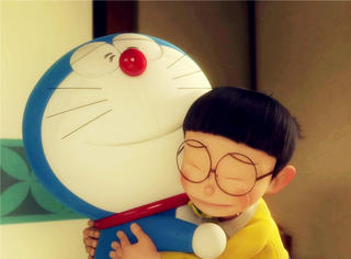 哆啦A梦&大雄 | 最好的友谊是,你智障多年,我不离不弃