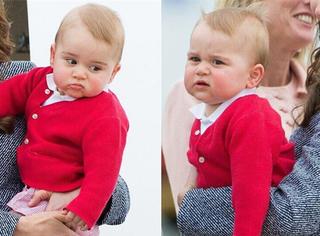 乔治小王子两岁啦 都快来给本王过生日!
