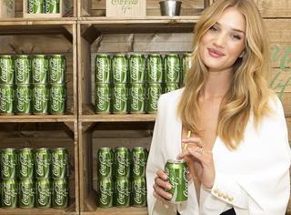 原来711卖的绿可乐是这么回事儿!