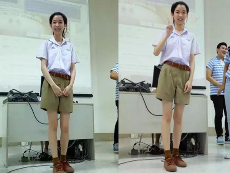 泰国清迈大学新生面试,今年校花是男的!