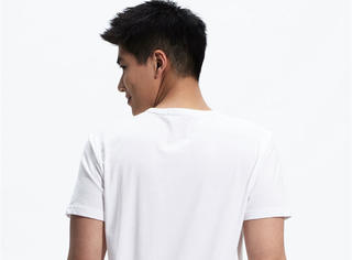 那些穿白T恤的男神 32张舔屏帅图大放送